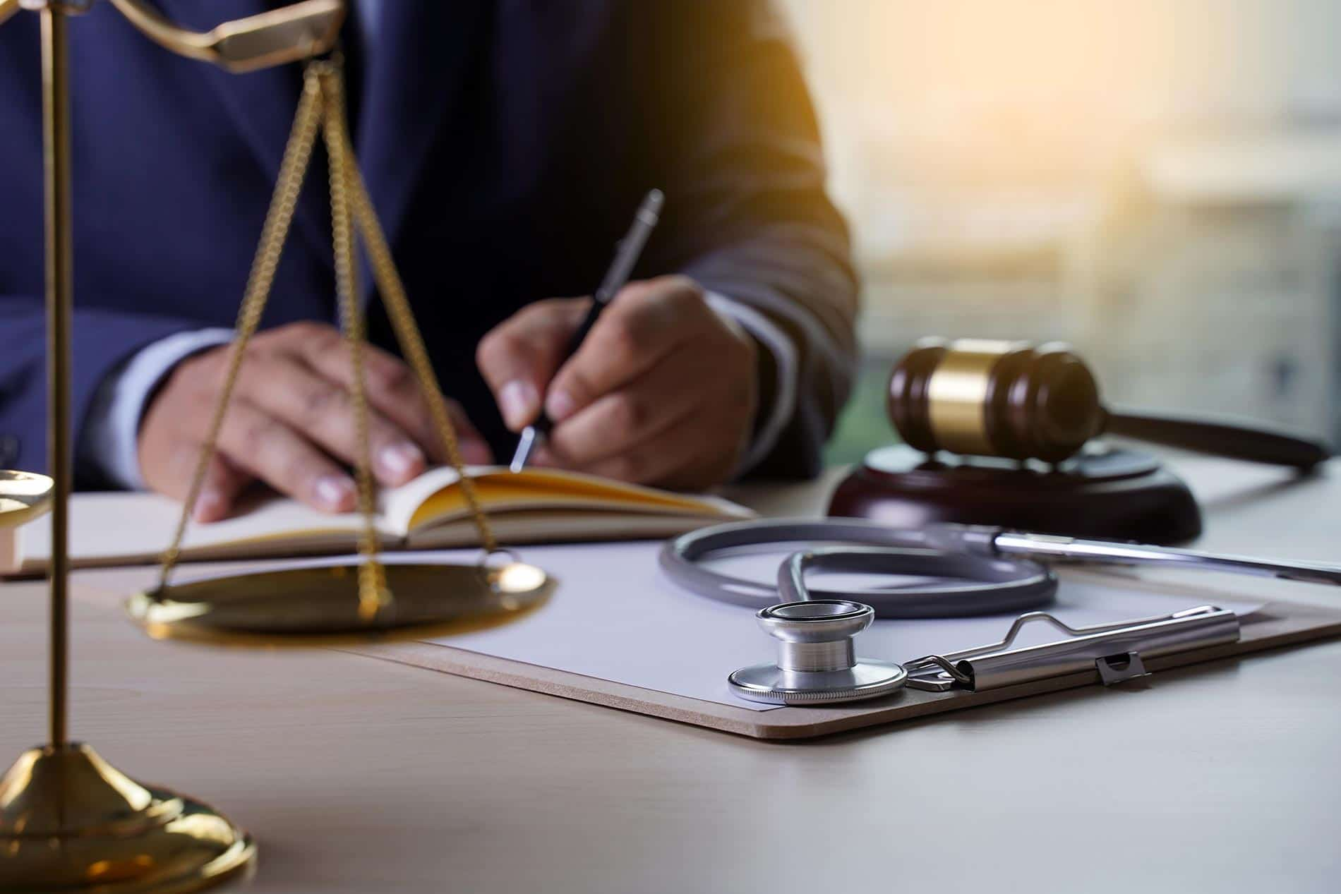 Study masters in health law