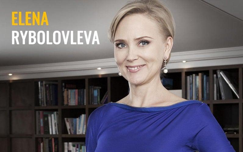 Elena Rybolovleva - The Russian Businesswomen