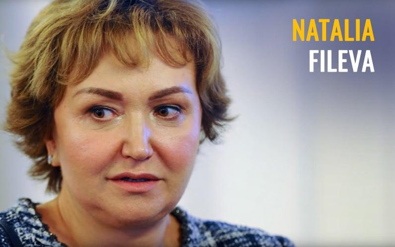 Natalia Fileva - The Richest Russian