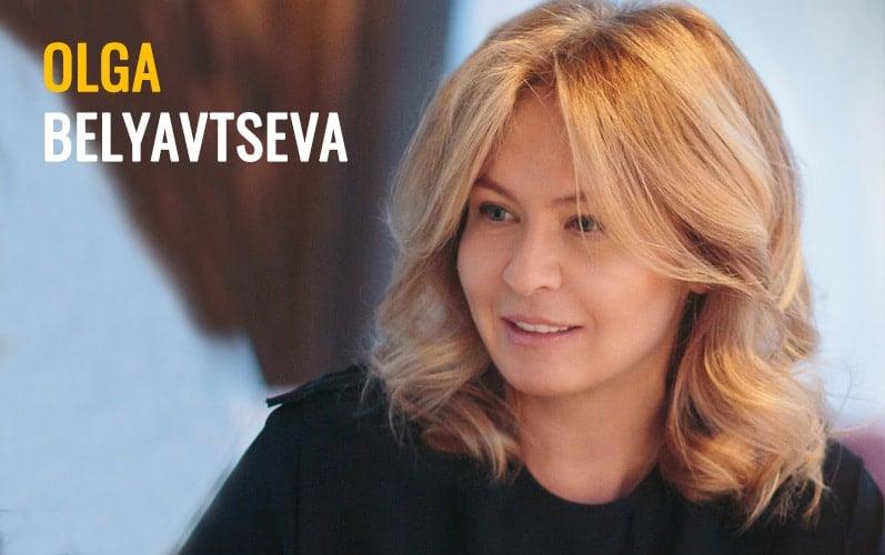 Olga Belyavtseva - Richest Business Entrepreneur