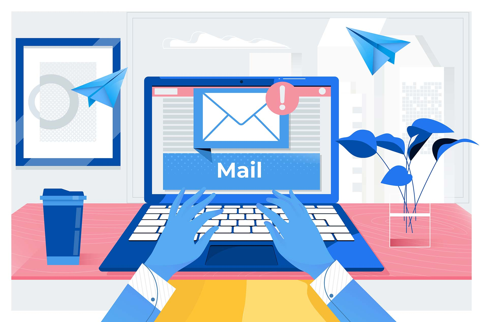 Email communication solo ads