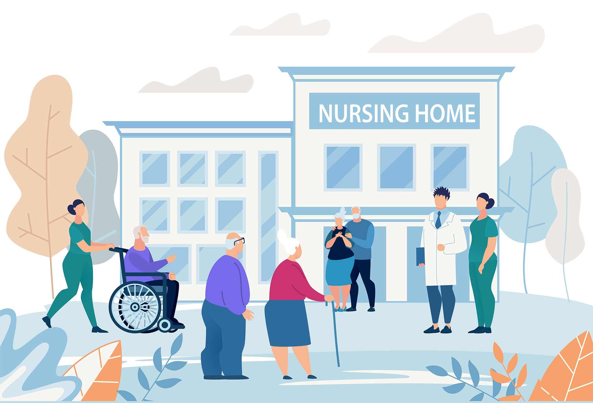 Nursing Home Building