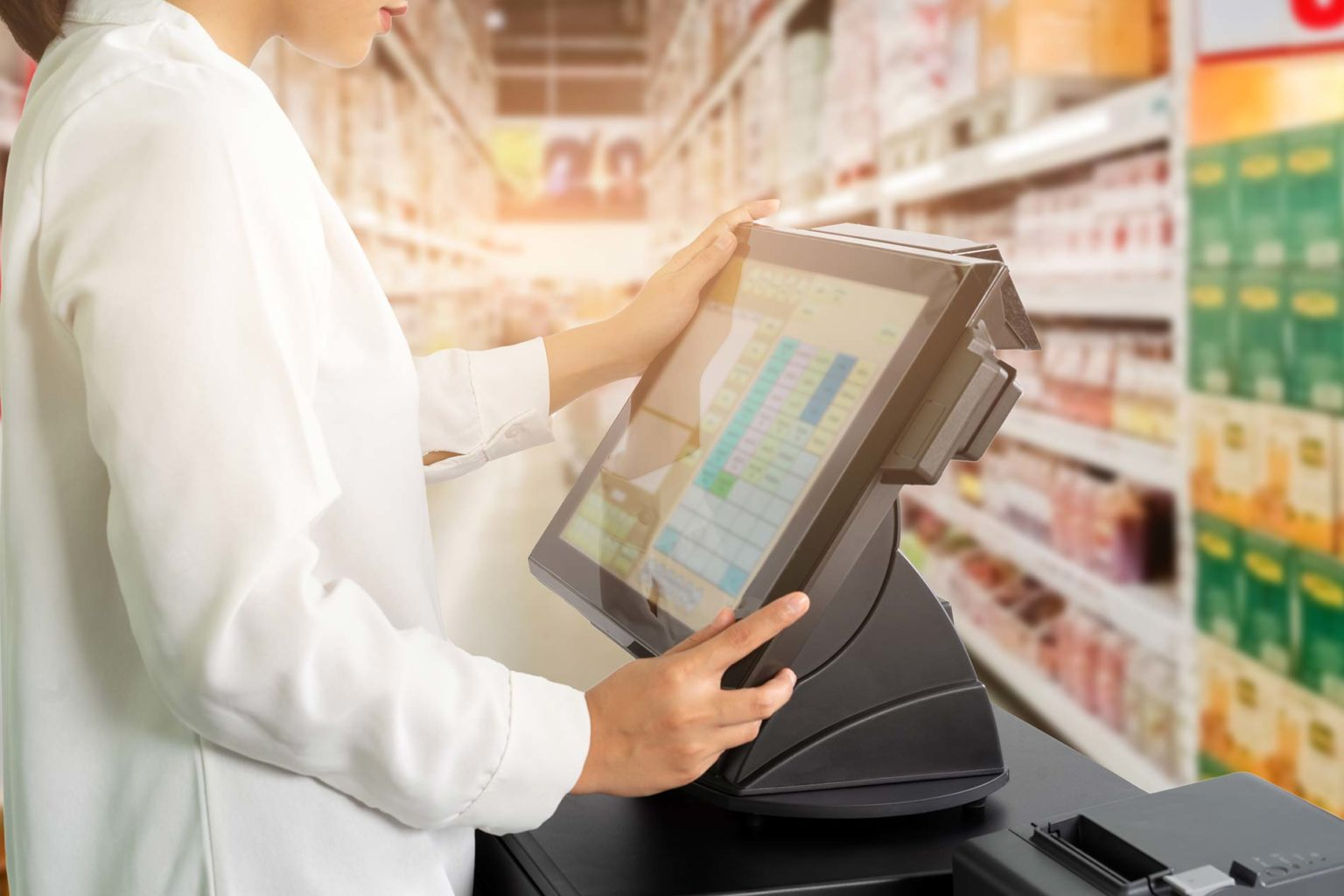 Point of sale system for inventory management