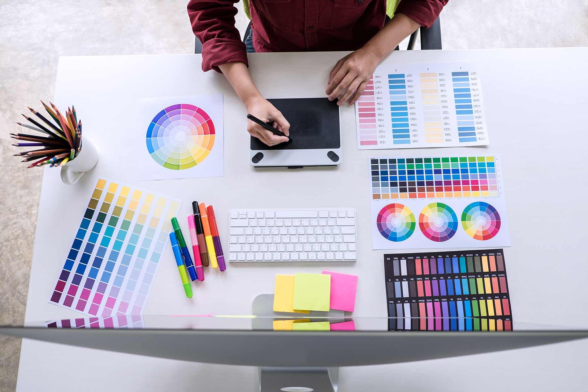 Visual Designer Career
