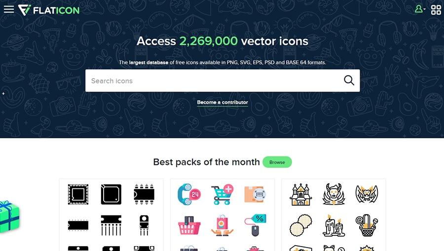 Flaticon - Free and Premium Icon Sets