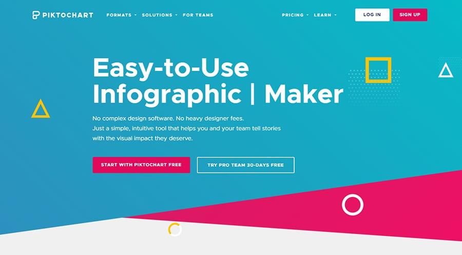 Pictochart - Infographic Maker
