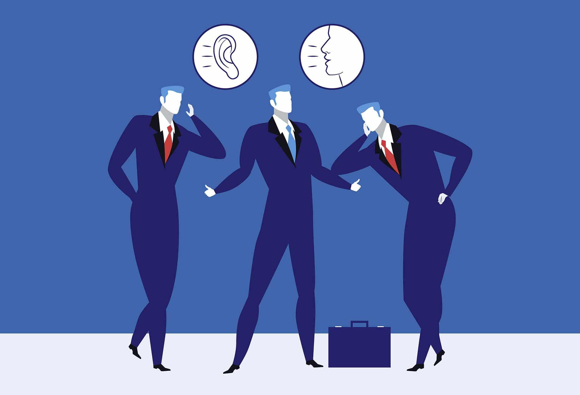 Build communication skills