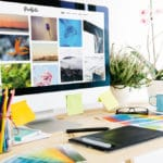 Tools to create your own online graphic design portfolio