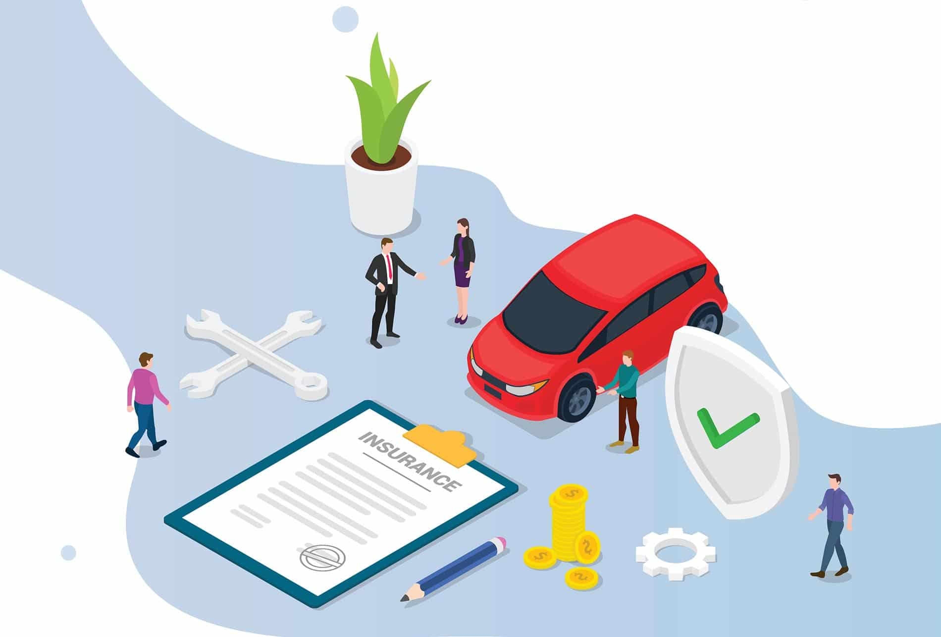 Protect your car with the right insurance