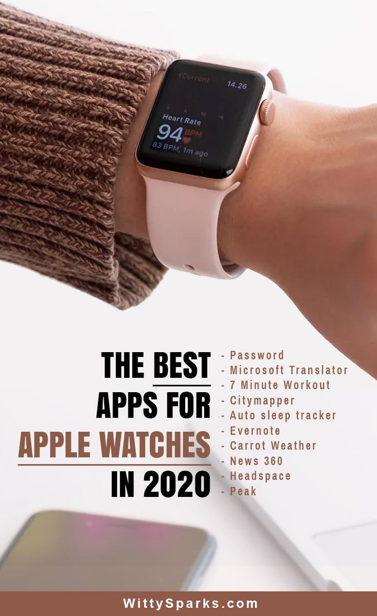 Top apple watch applications