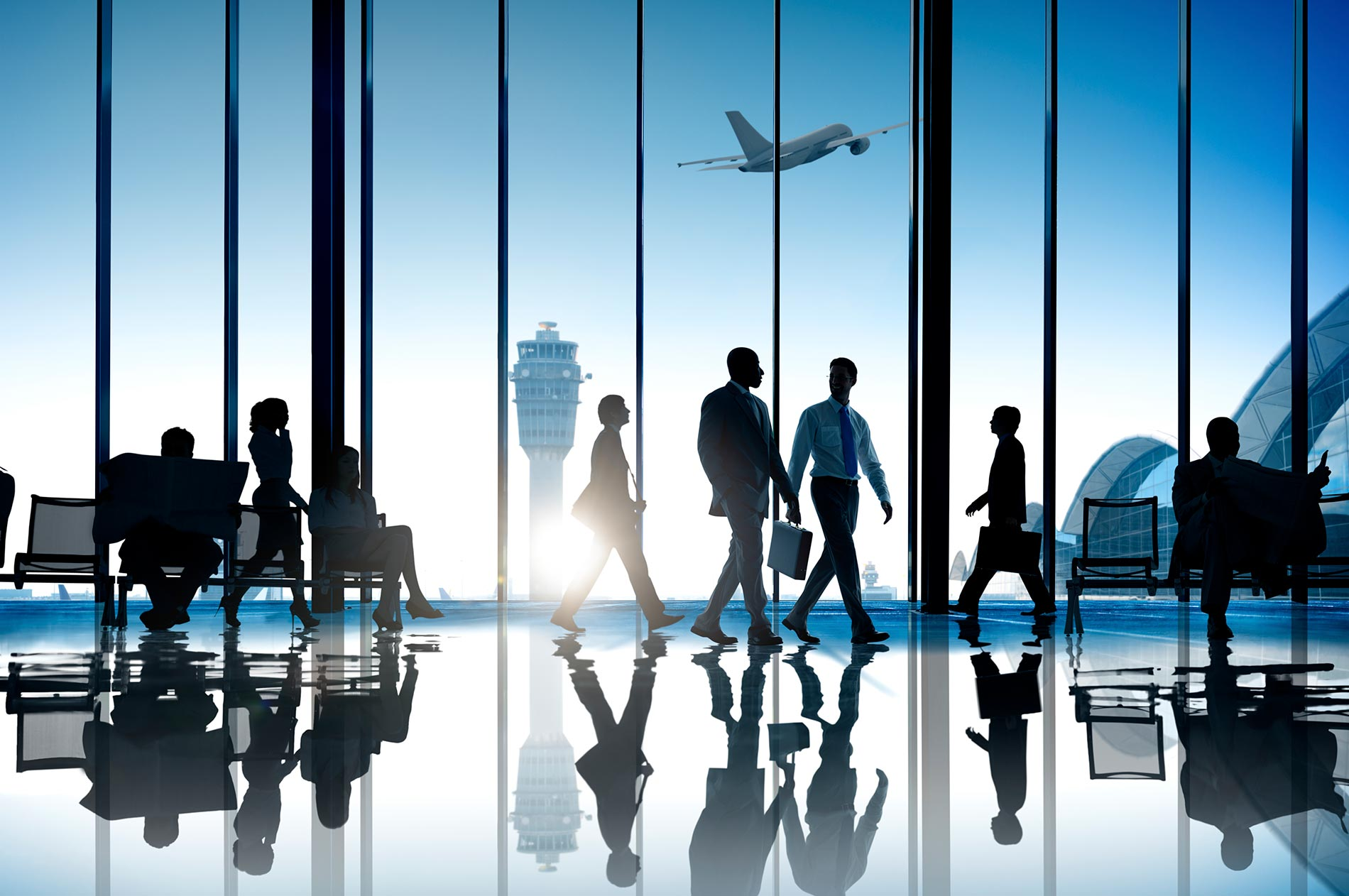 Corporate business travel tips