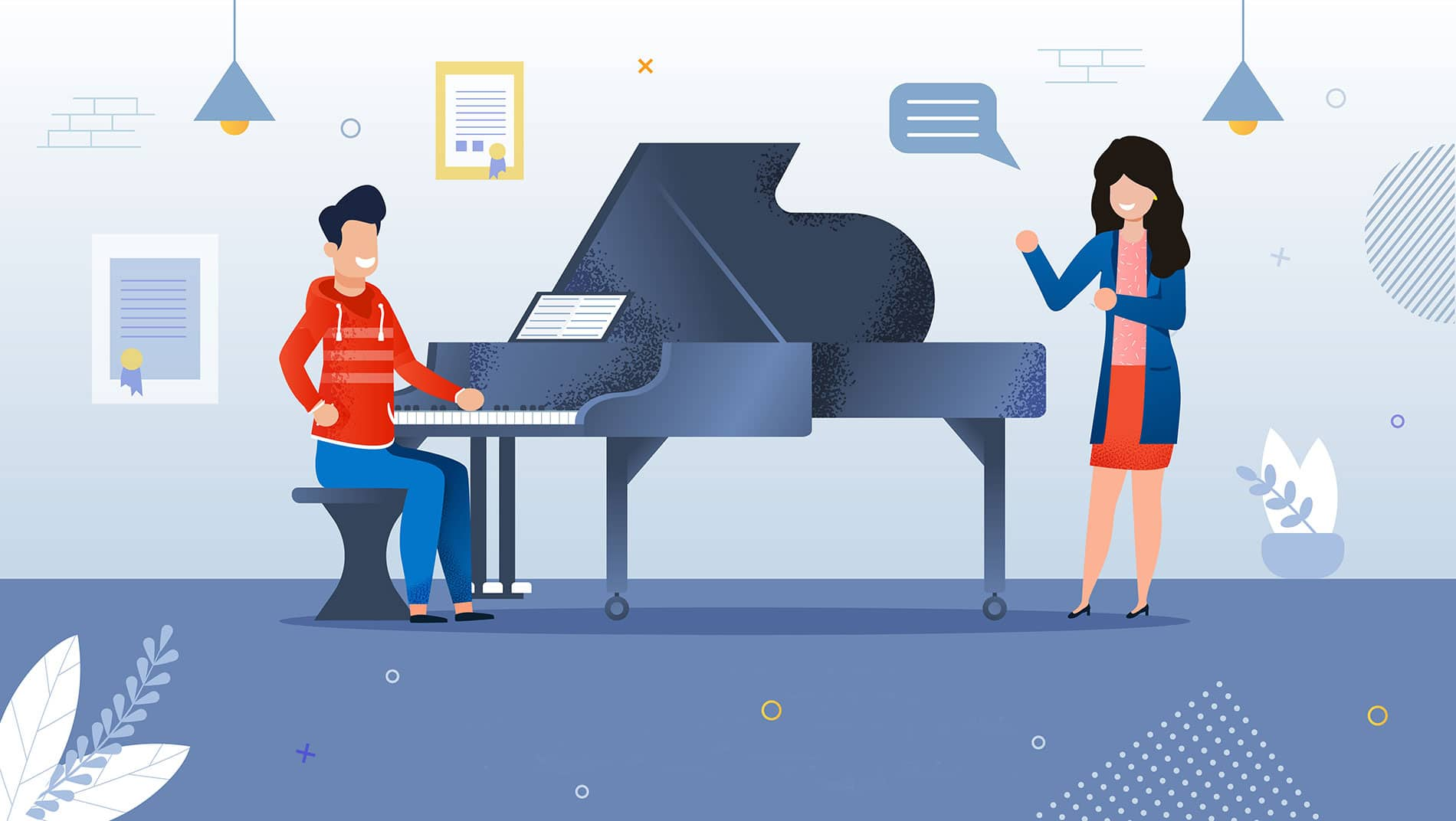 How to learn music as an adult