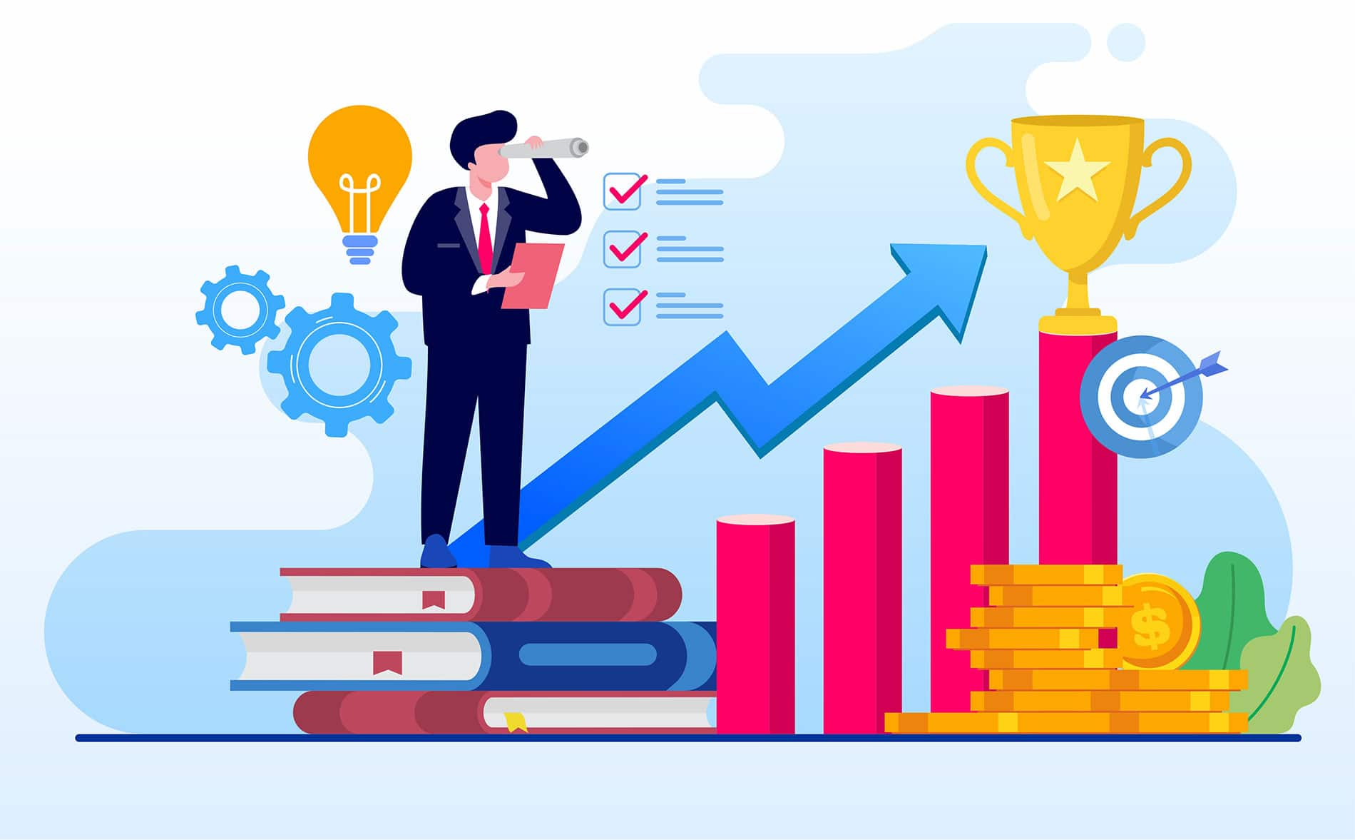 Business startup finance planning