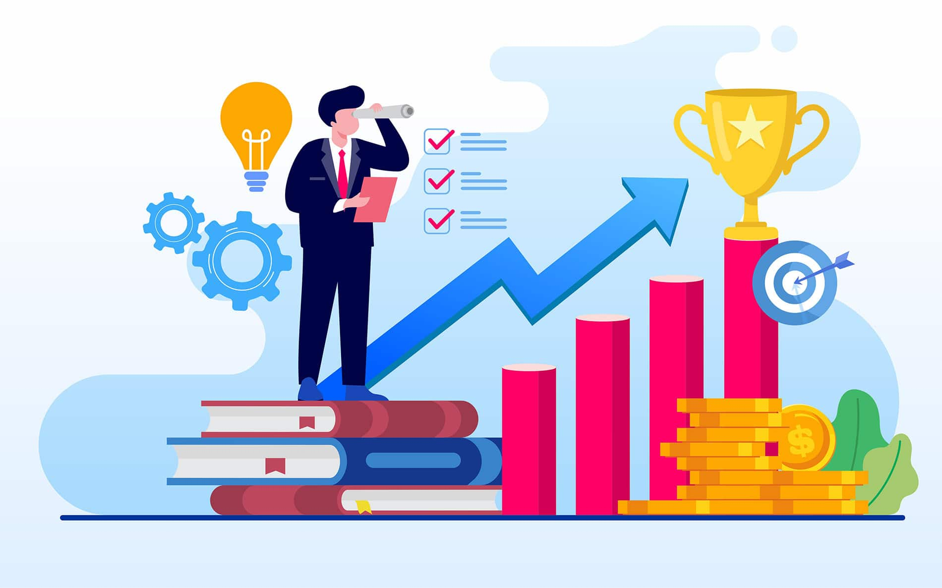 Best strategies to grow your business