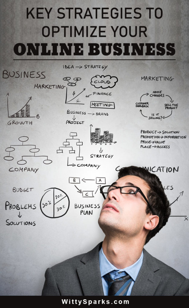 Strategies to optimize your online business