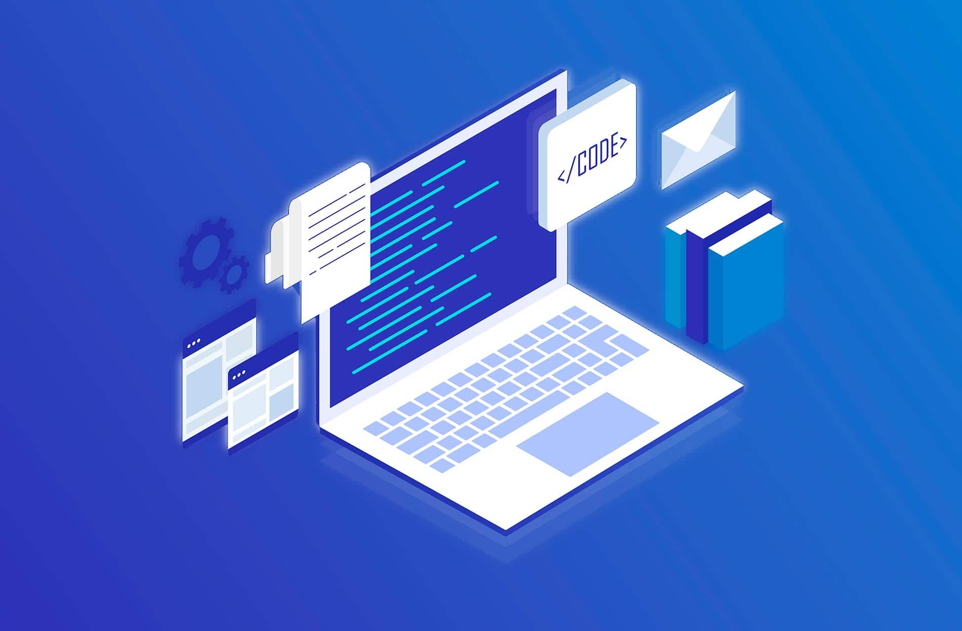 Low-code business applications