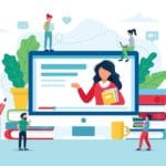 Online education or online learning