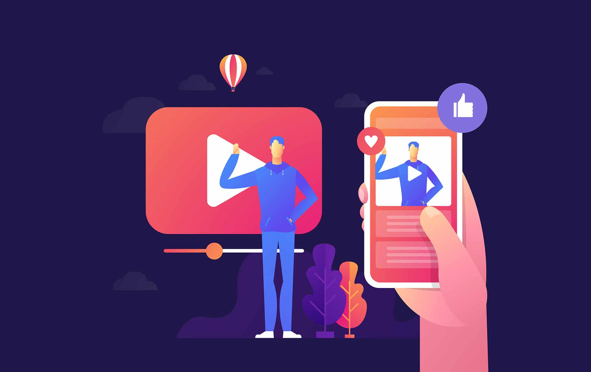 Social media video marketing strategy for business growth