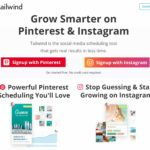 Tailwind - Visual marketing app for pinterest and instagram