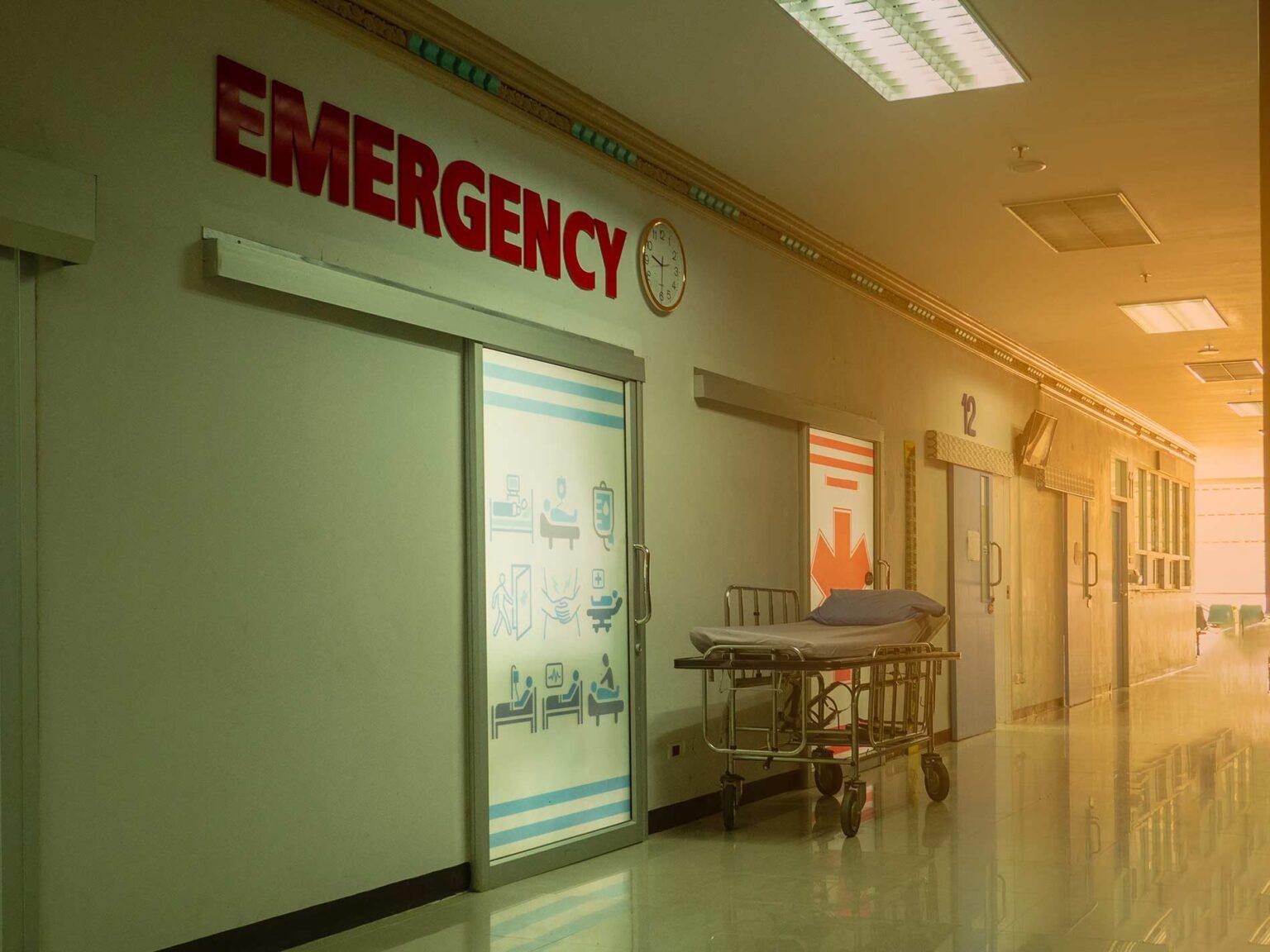 Emergency room price