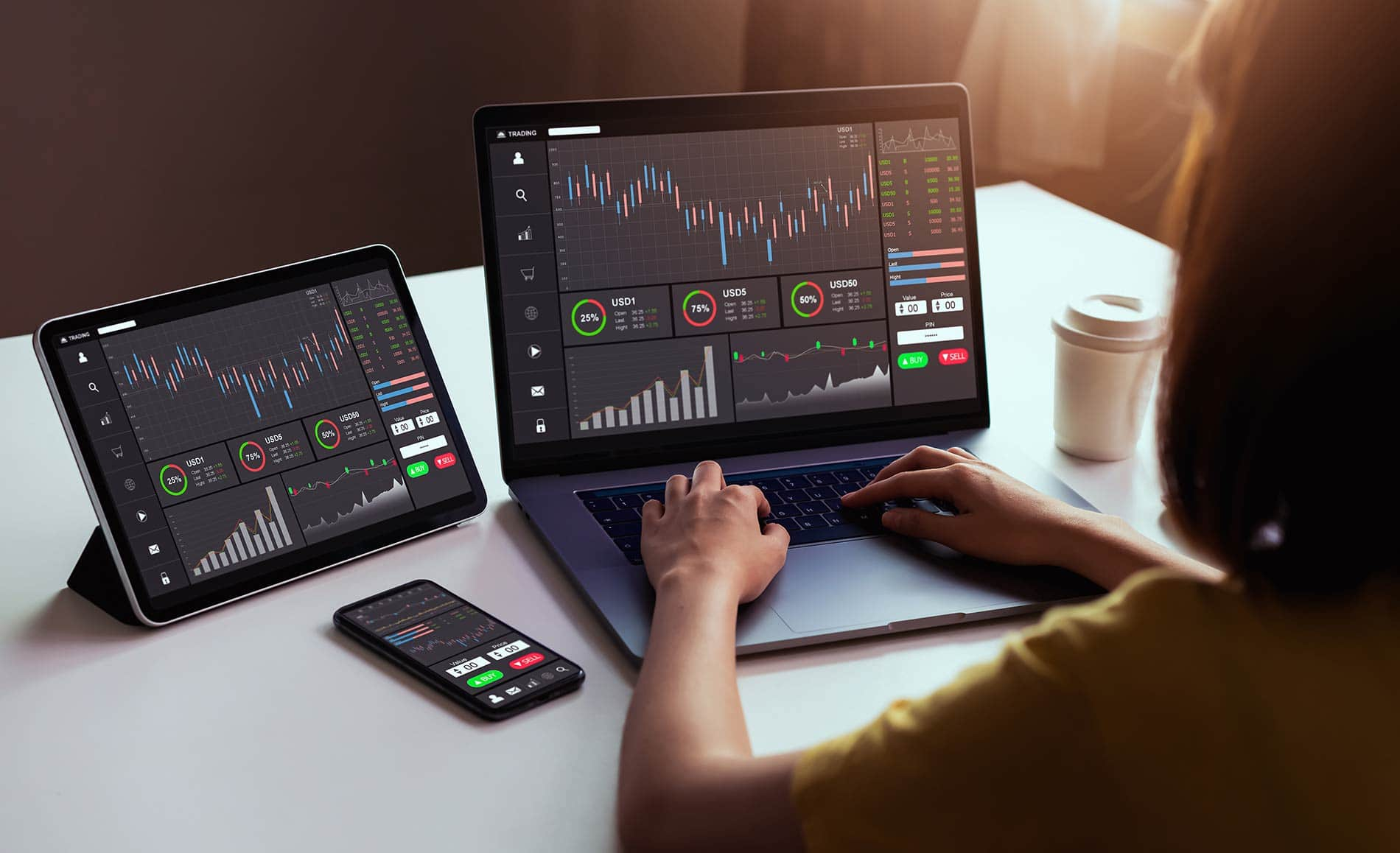 What to know about trading business