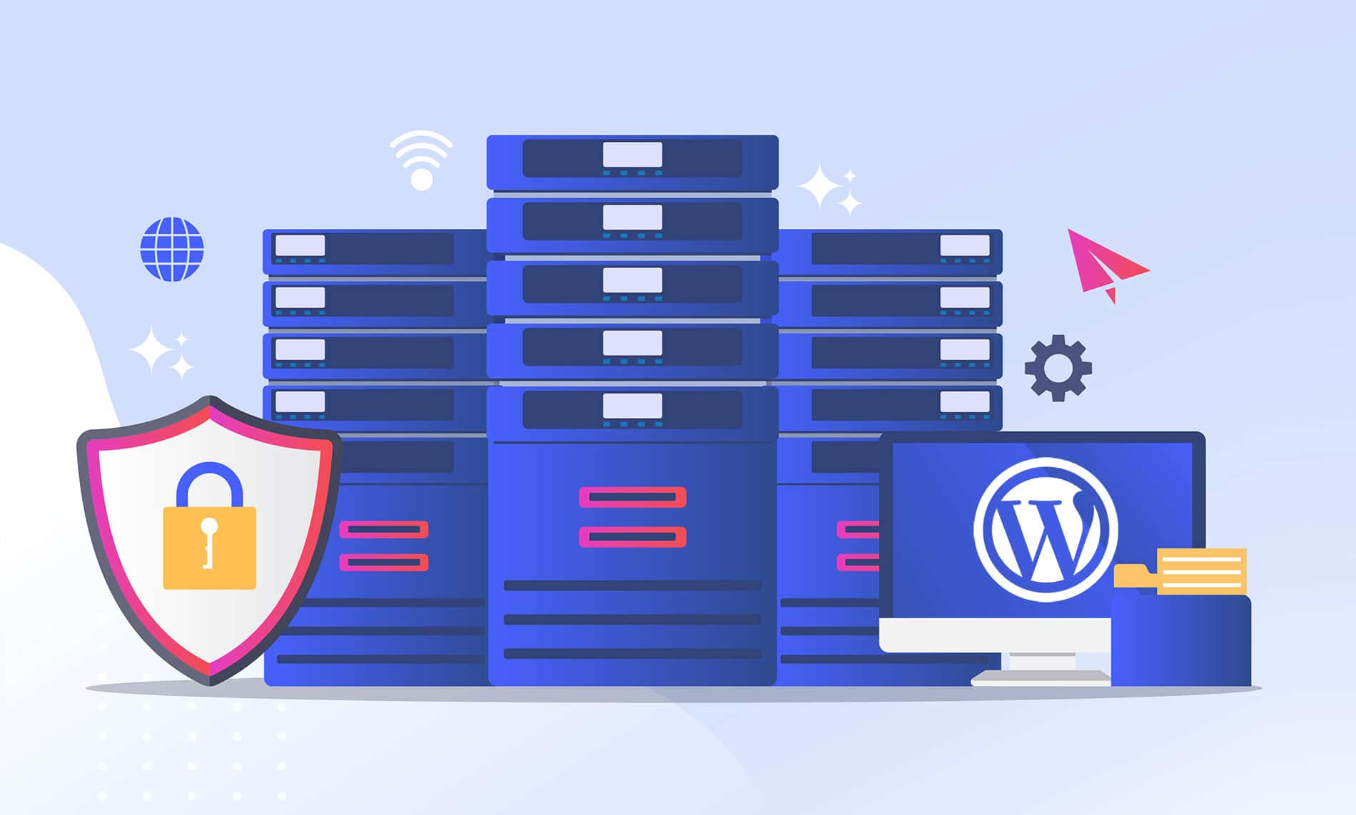 Wordpress managed hosting services
