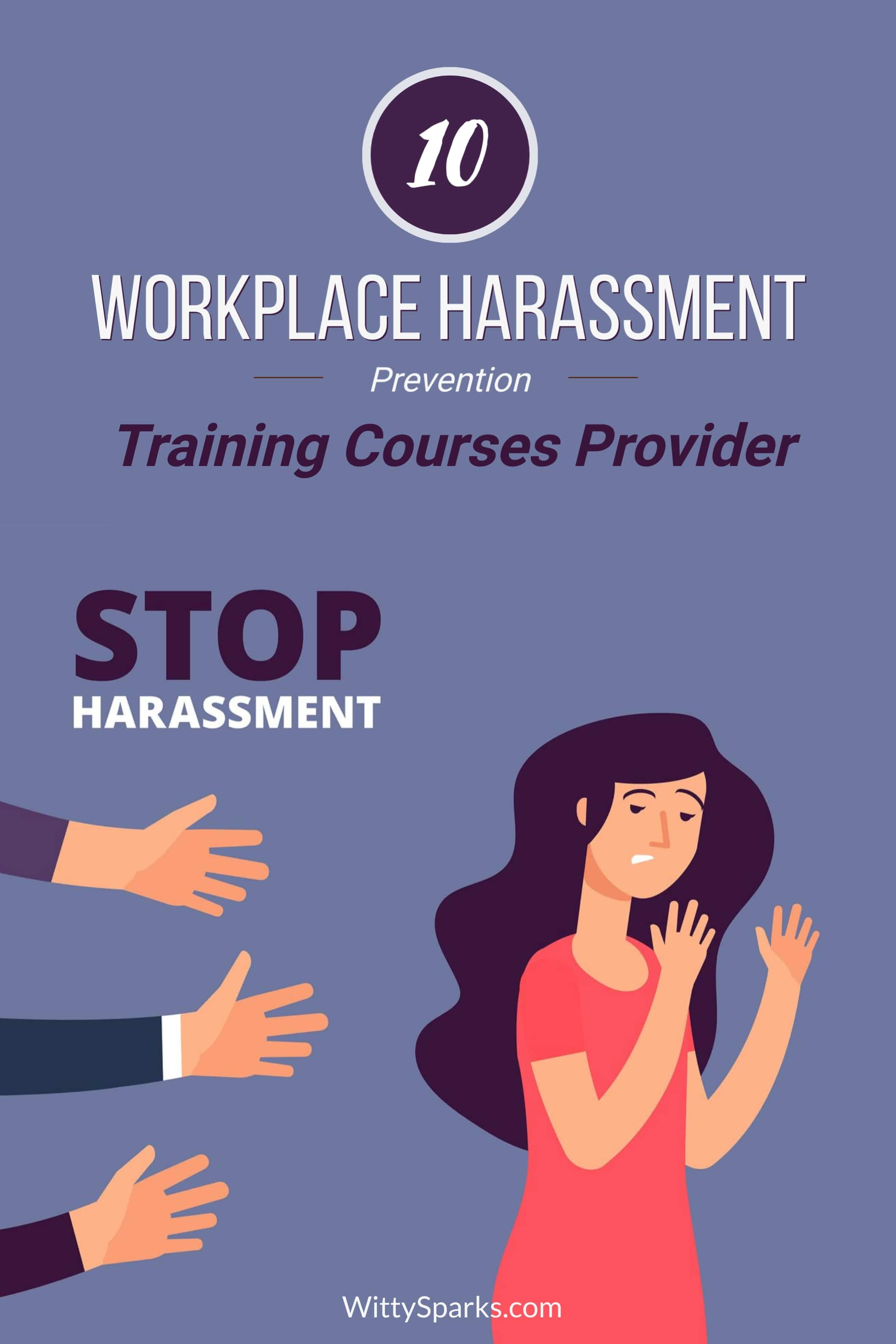 Workplace sexual harassment training courses