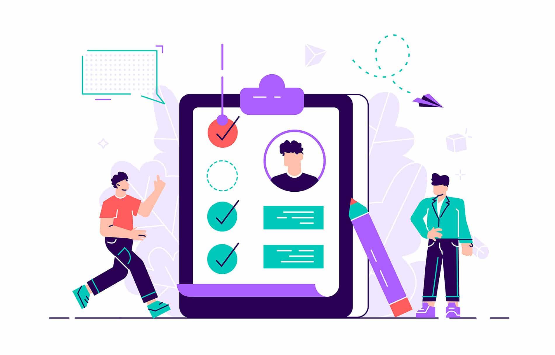 Business website design checklist