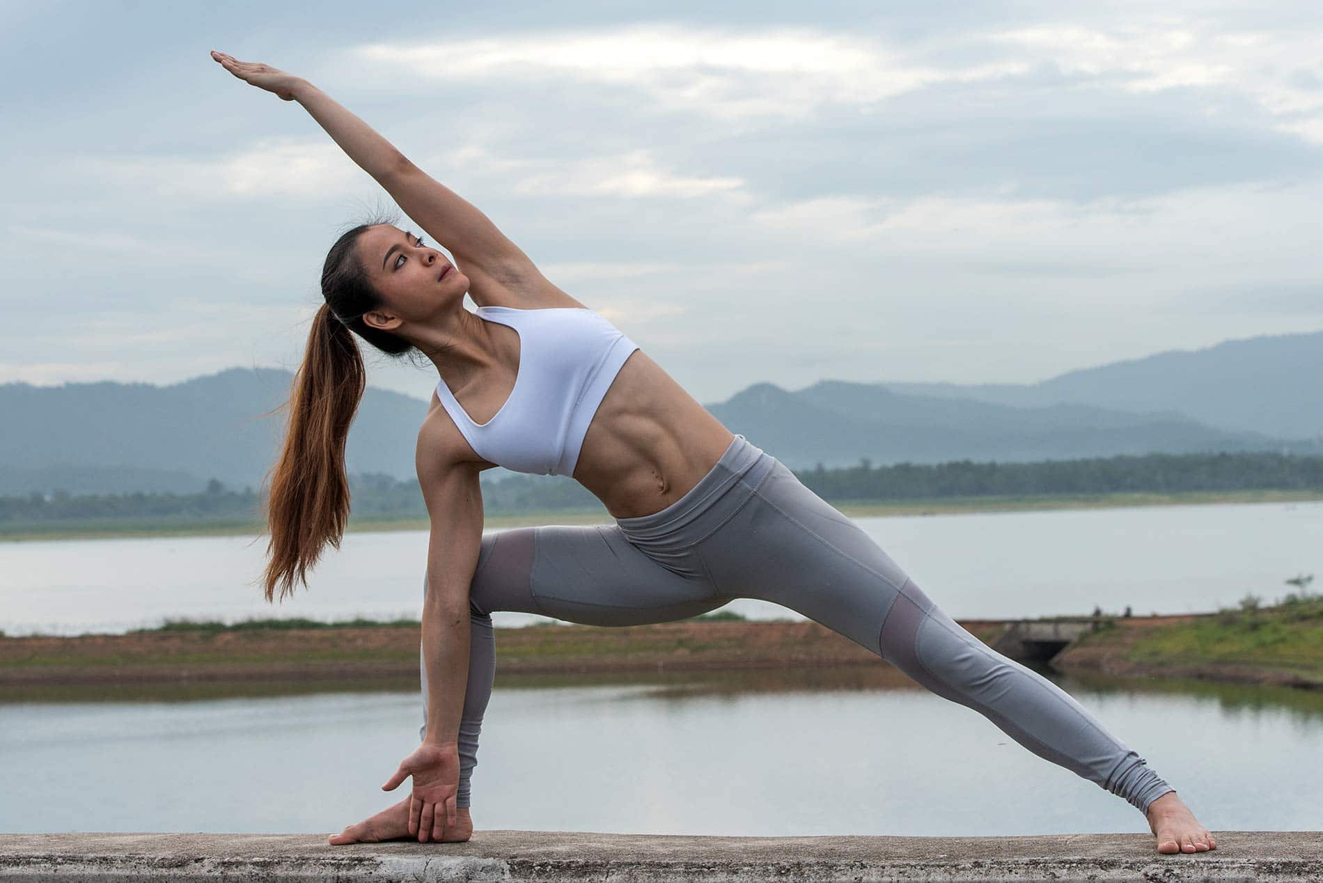 Exercises that can build strength and flexibility