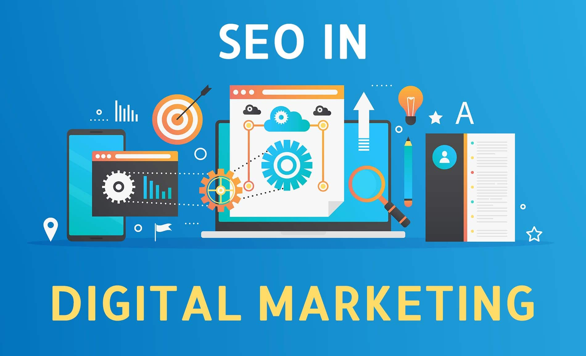 Internet marketing is never complete without SEO