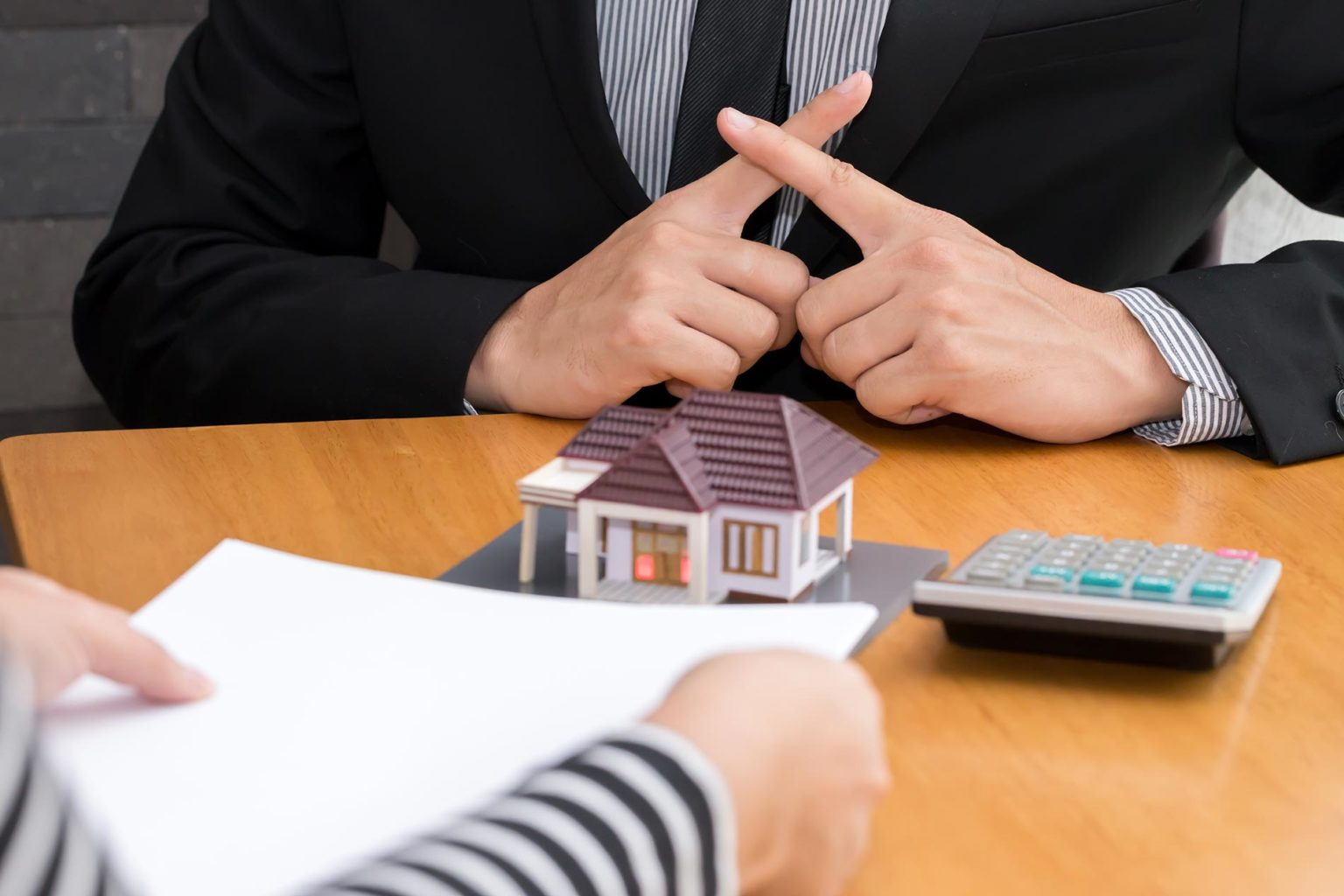 Banks refuse loans to buy a house
