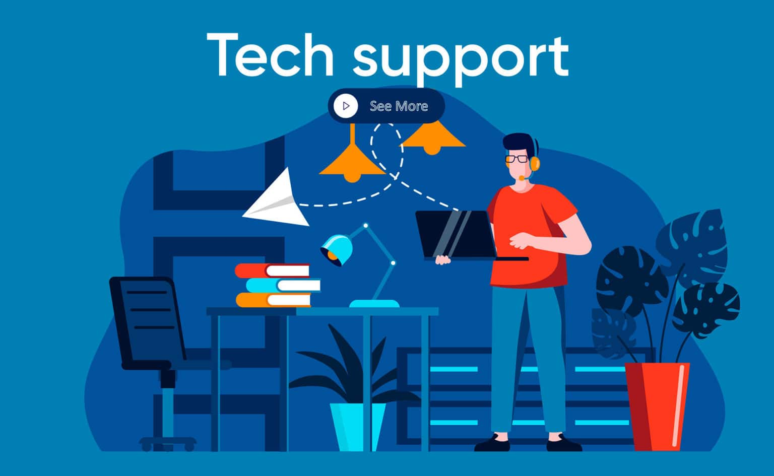IT or Tech support for your business