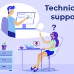 Tech support and virtual help