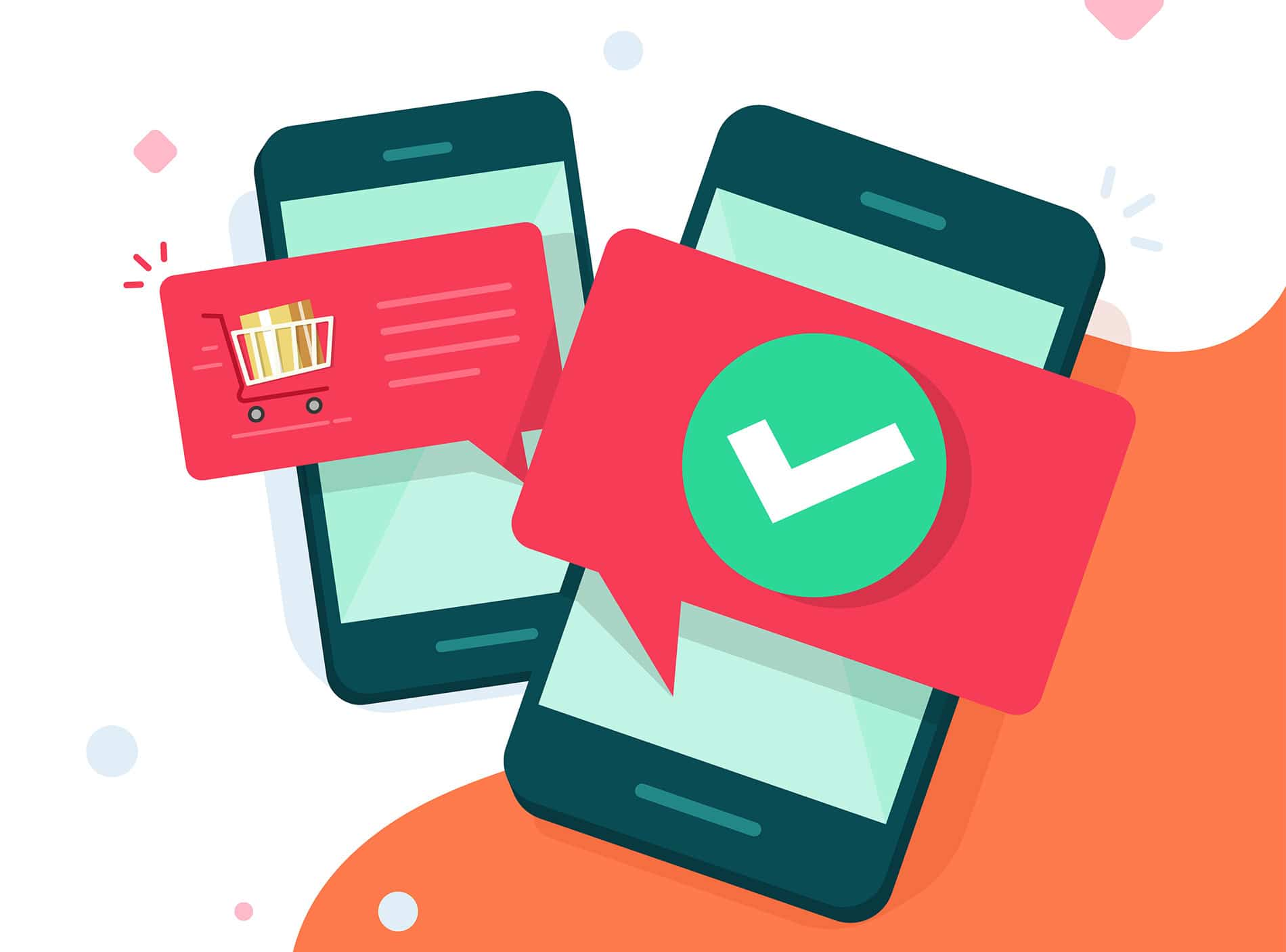 Use push notifications to drive sales