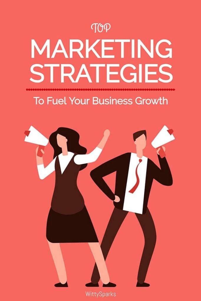 Business growth marketing strategies