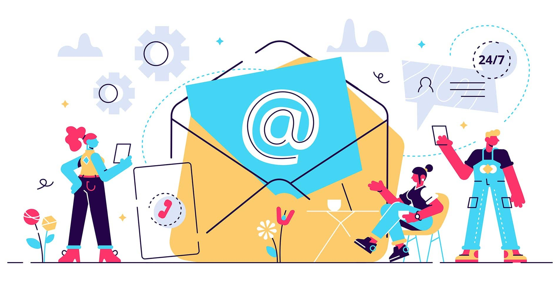 Cold email marketing strategy