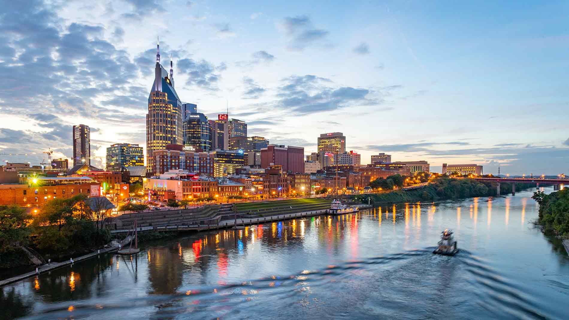 Visit Nashville with teenagers