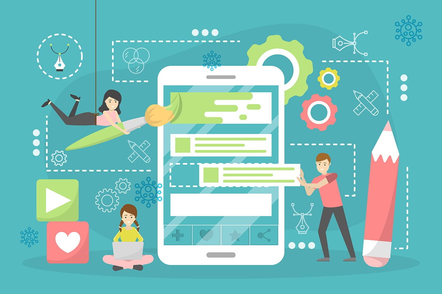 Mobile App Development Companies Growth During Pandemic