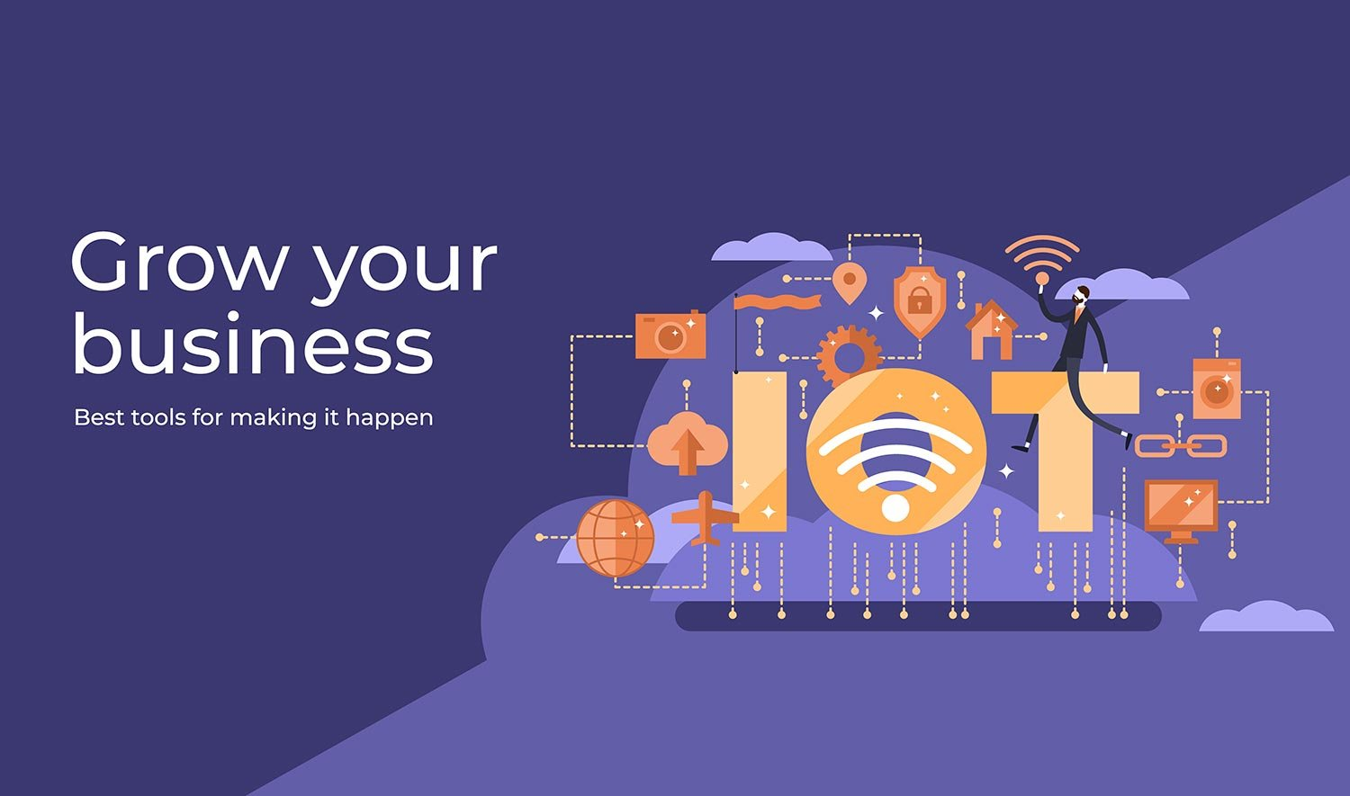 Top 6 Benefits of IoT for Small Business