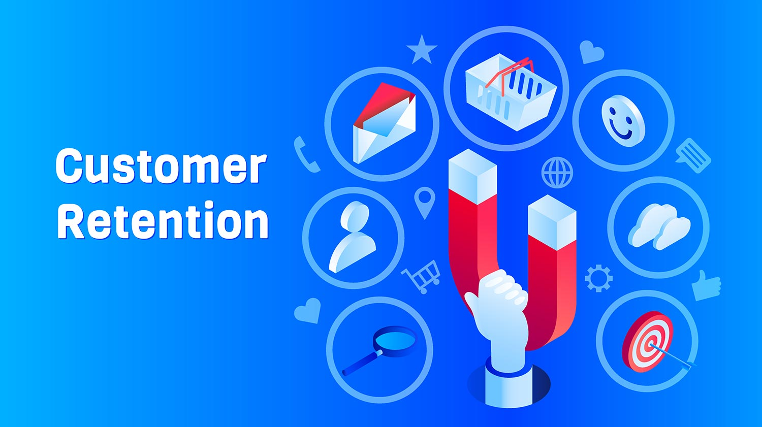 Customer retention strategy for in-app engagement