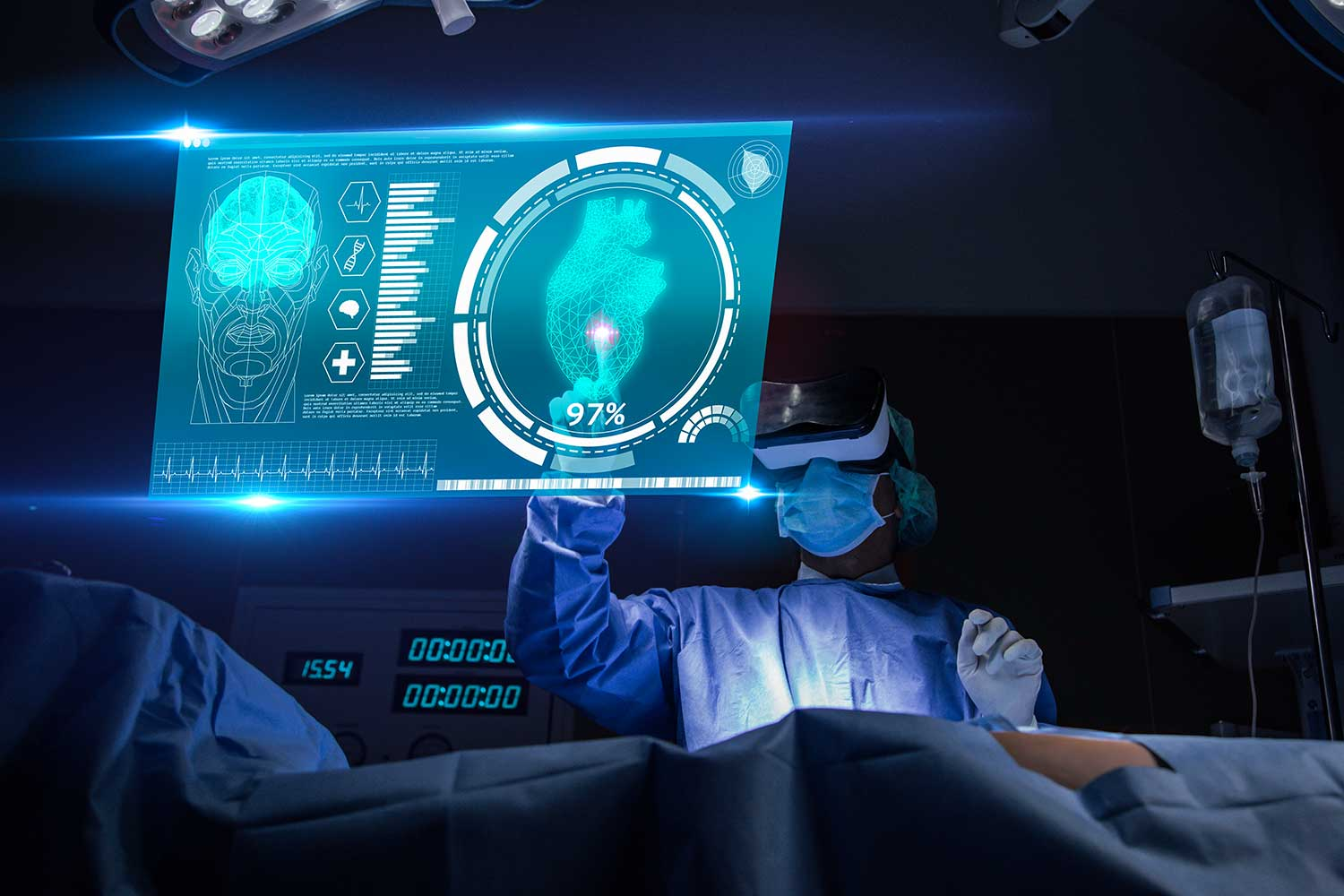 6 Ways Technology Is Changing Healthcare Around the World