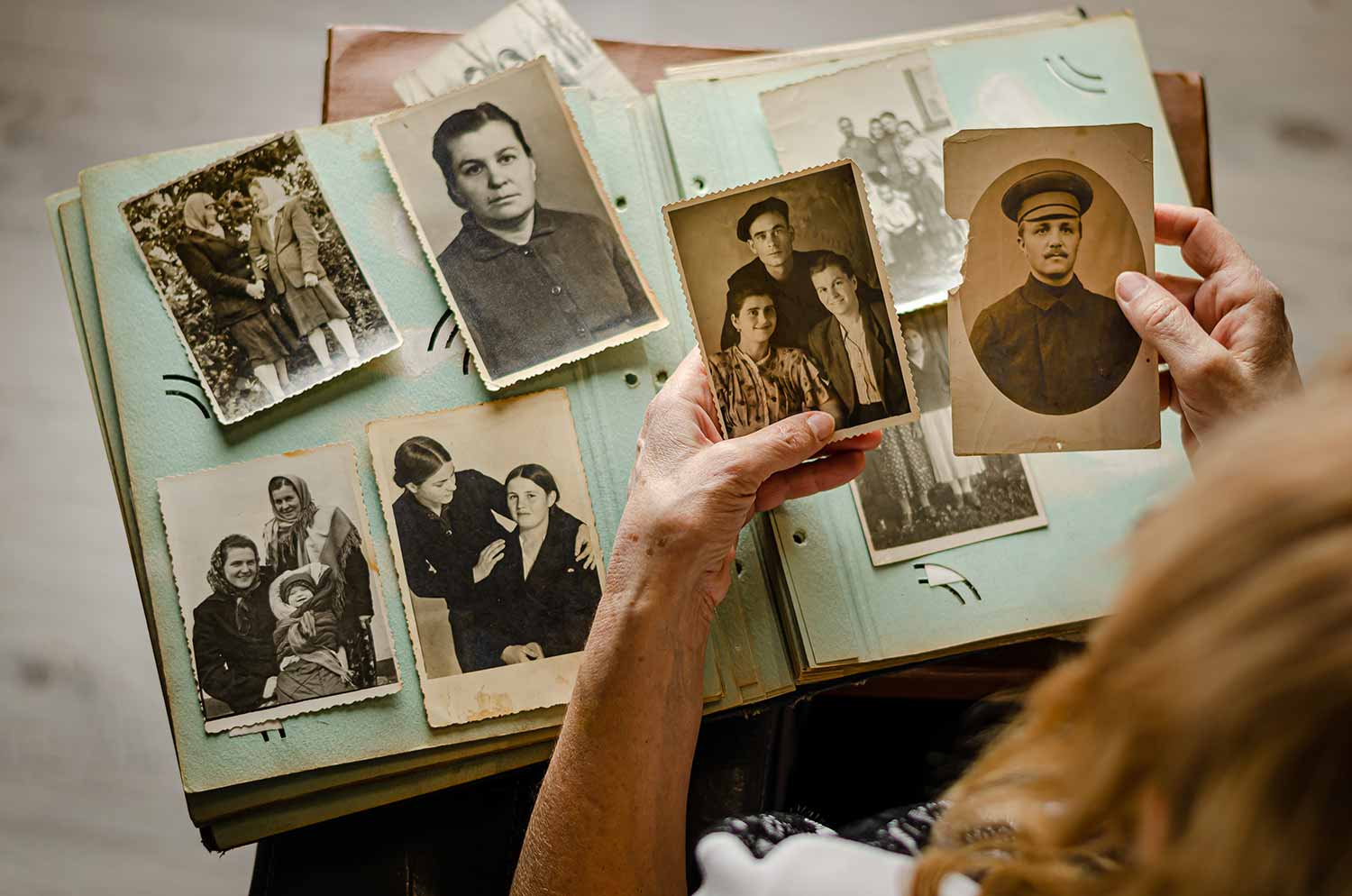 Tips to repair old photos