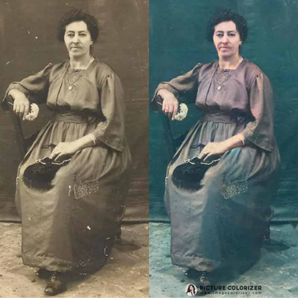 How to restore old photo