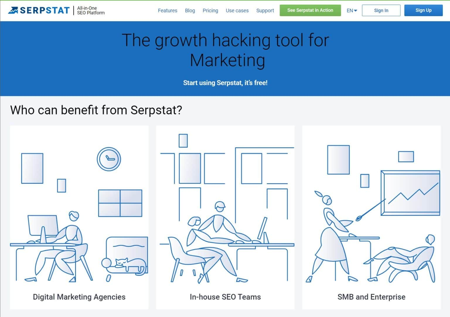 Is the Serpstat SEO tool worthy?