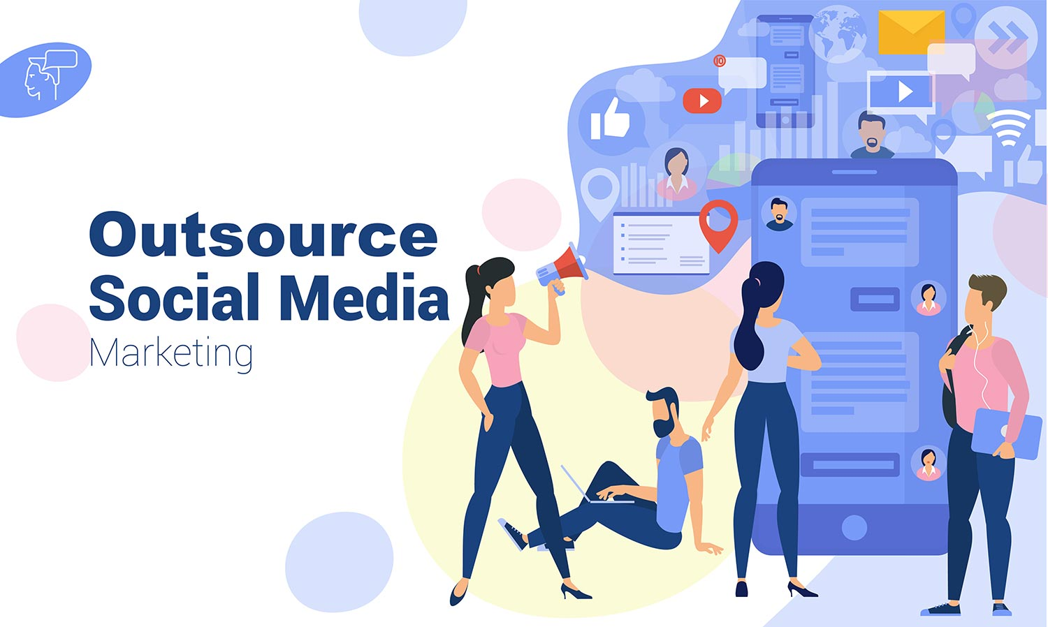 Advantages of outsourcing social media marketing