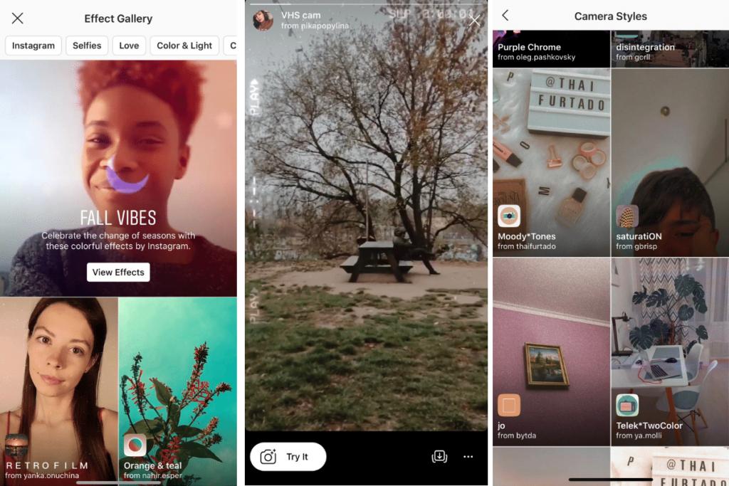 Best Instagram Stories Filters