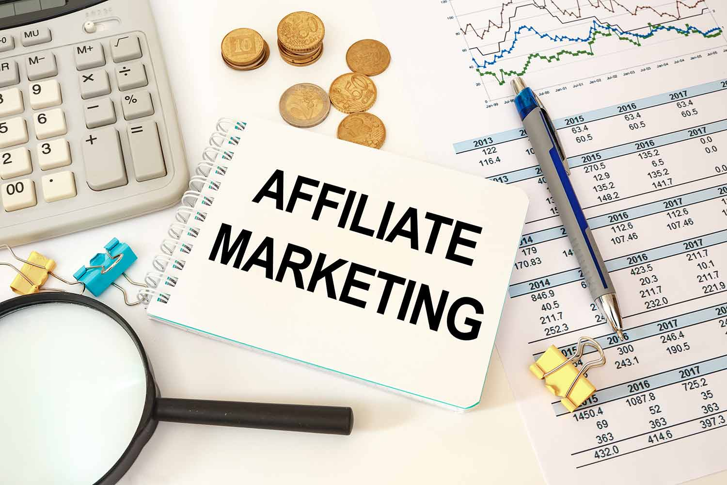 What to Expect From Affiliate Marketing
