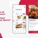 Advantages of restaurants having online food ordering system