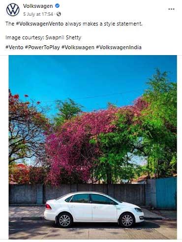 Volkswagen - Facebook