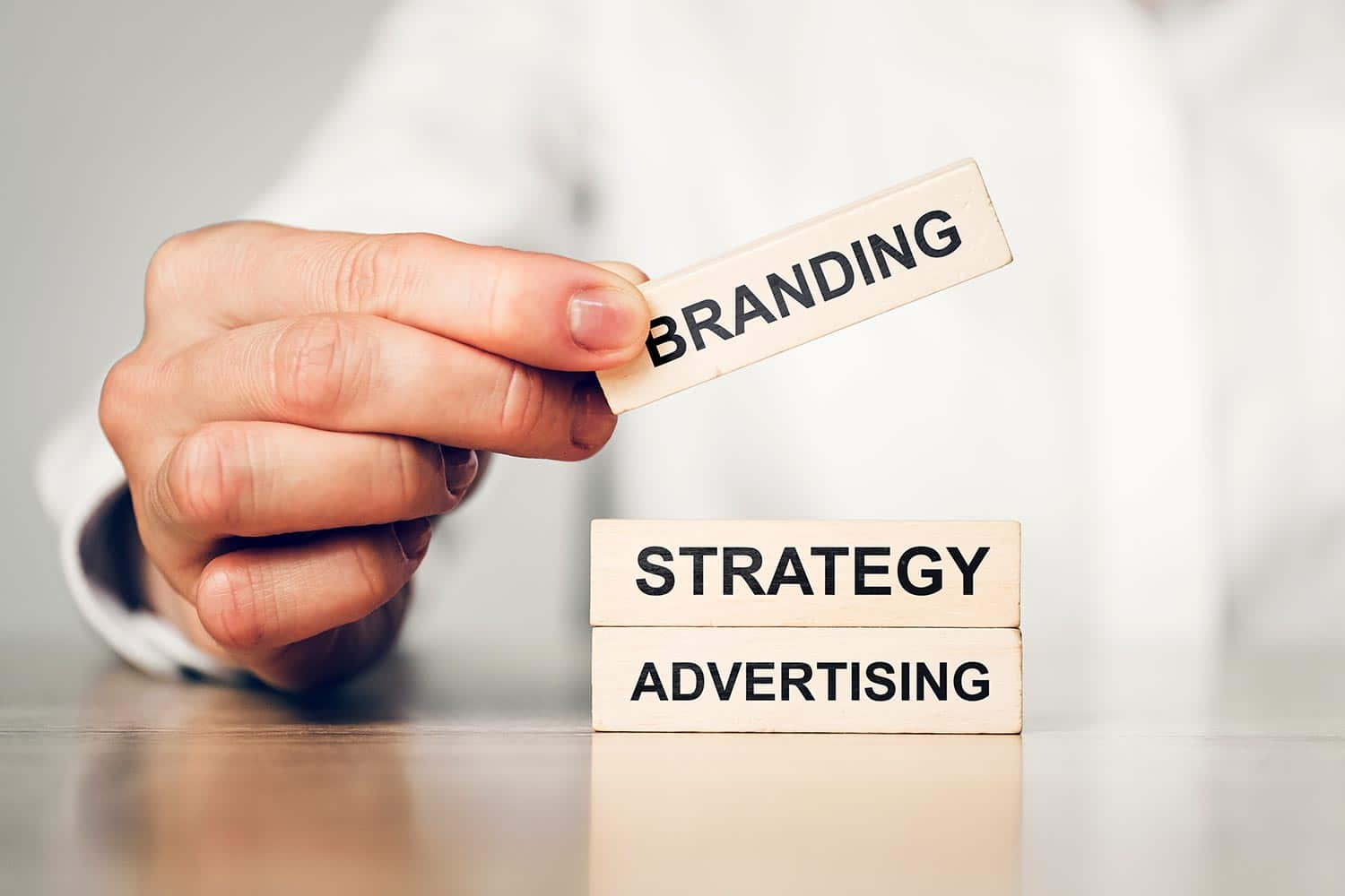 Branding and advertising strategy